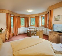 Junior Suite im Tirolerhof in Gerlos