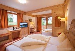 Familienzimmer im Alpenhotel Tirolerhof