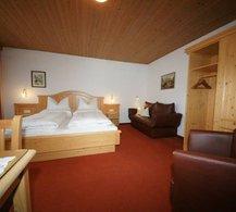 Doppelzimmer Lodge im Nebenhaus