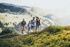 Familienwandern im Zillertal | © Zillertal Arena