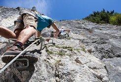 Klettersteig Rieder Klamm - 10 Minuten vom Tirolerhof