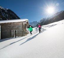 Schneeschuhwandern im Schönachtal | © Zillertal Arena